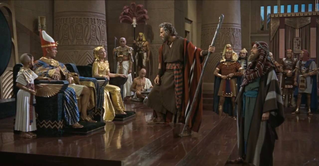 Exodus International Ministries, Let My People Go, Exo 5:1, Ten Commandments Movie