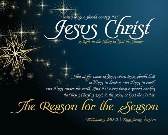Exodus International Ministries, Christmas, Jesus is the Reason for the Season